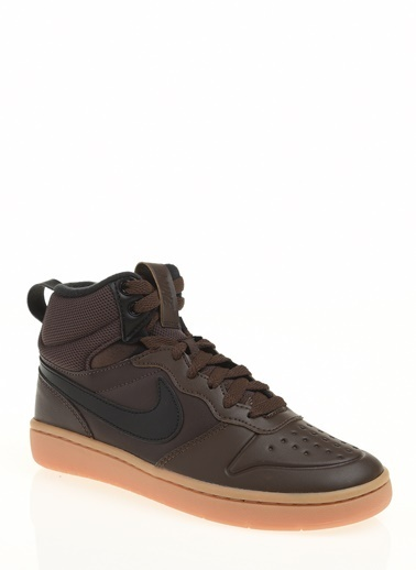 Nike Court Borough Mid Kahve